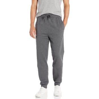 7. Hanes Men's Jogger Sweatpant with Pockets