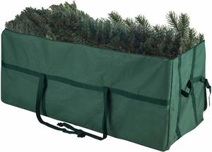 7. Heavy Duty Canvas Christmas Storage Bags by Elf Stor