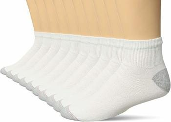 7. Men's 10 Pack Ultimate Ankle Socks