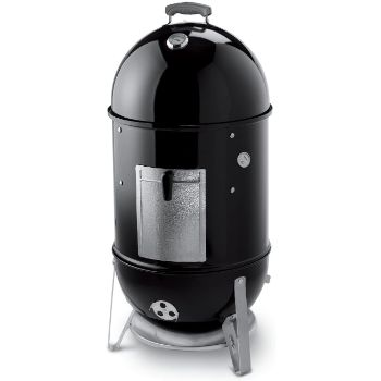 7. Weber 18-inch Smokey Mountain Cooker