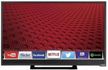8 Vizio E24-C1 24 Inch TV 1080p Smart LED