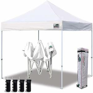 8. Eurmax 10 x 10 Canopy Tent With Heavy Duty Roller