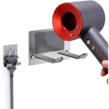 8. FLE Wall Mounted Hair Dryer Holder