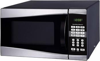 8. Hamilton Beach Compact Microwave Ovens