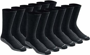 8. Men's Multi-pack Dri-tech Moisture Control Socks