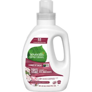 8. Seventh Generation Concentrated Laundry Detergent