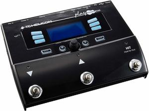 8. TC Helicon Play Acoustic Vocal Effects Processor