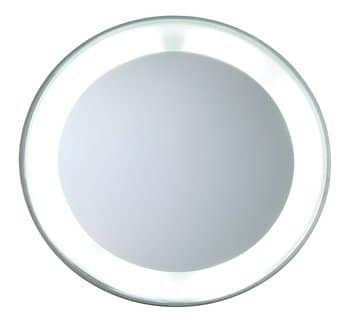 8. Tweezerman Led 15X Lighted Mirror