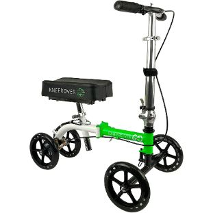 9. KneeRover GO Knee Scooter - The Most Compact & Portable