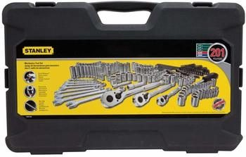 9. Stanley STMT71654 201-Piece Mechanics Tool Set