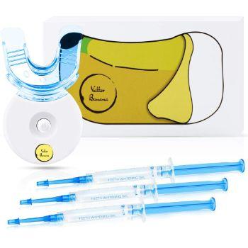 9. Vakker Teeth Whitening Kit, LED 5x Accelerator Tooth Whitener