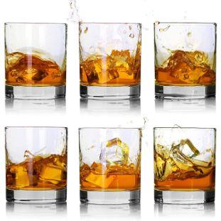 9. Whiskey Glasses-Premium 11 oz Scotch Glasses