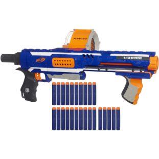 1. Nerf Rampage N-Strike Elite Toy Blaster