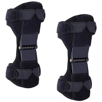 #10. AaCEBON 2 Packs Knee Brace Joint Support