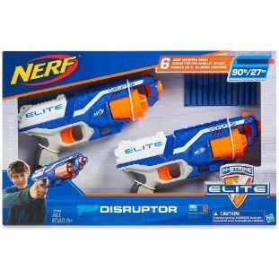 2. Nerf N-Strike Elite Disruptor