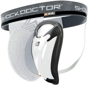 2. Shock Dacoctor Jock Strap Supporter with BioFlex Cup
