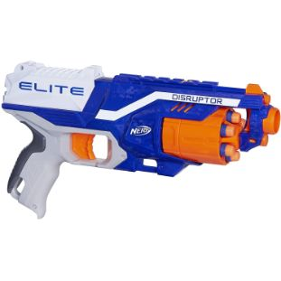 3. Nerf N-Strike Elite Disruptor