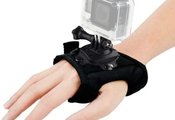 #4. Wrist Strap Mount 360 Degree