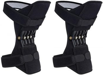 5. OULVNUO Breathable Joint Support Knee Pads