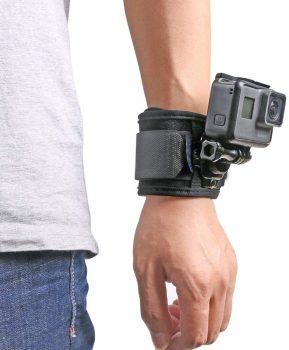 #5. SUREWO Wrist Strap