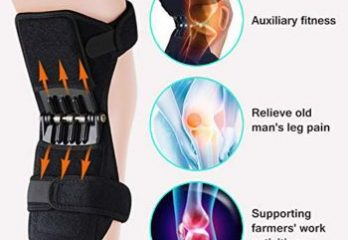 #7. 2 Packs BIMZUC Power Knee Brace Joint Support