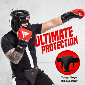 8. RDX Groin Protector for Boxing