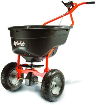 9. Agri-Fab 45-0462 Push Broadcast Spreader