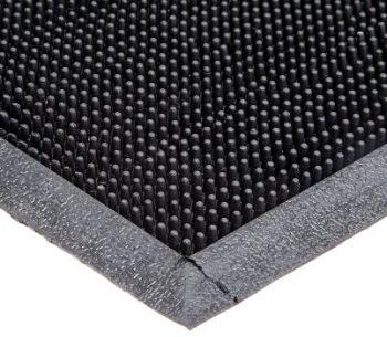 2. Durable Rubber Fingertip Outdoor Entrance Mat