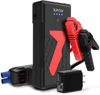 6. JUMTOP 22000mAh Portable Car Jump Starter
