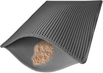 7. Sellemer Rubber Door Mat (Grey)