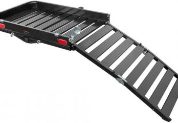 Top 10 Best Aluminum Hitch Cargo Carriers in 2021 Reviews