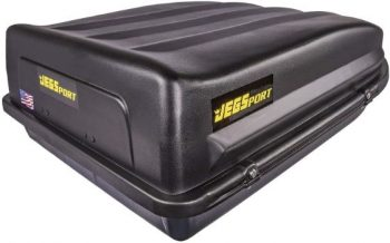 9. JEGS Rooftop Cargo Carrier Waterproof Storage