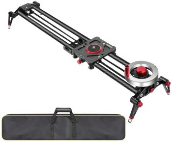 10. Neewer Camera Slider Video Track Dolly