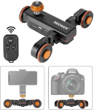 5. Neewer Wireless Camera Video Auto Dolly