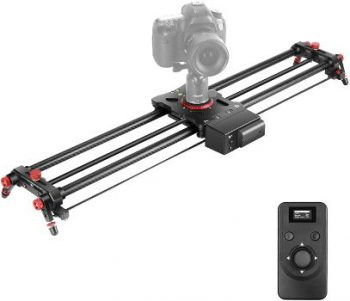 7. Neewer Motorized Camera Slider