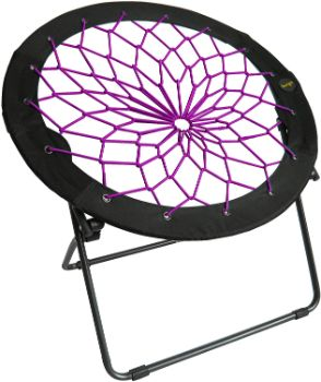 9. Zenithen Limited Bungee Folding Dish Chairs