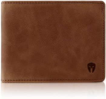 10. 2 ID Window RFID Wallet for Men