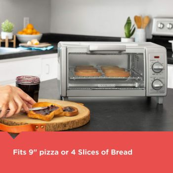 10. BLACK+DECKER TO1785SG Air Fry Toaster Oven