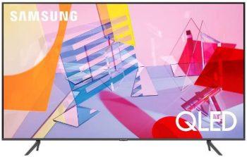 7. SAMSUNG 43-inch Q60T Series - 4K UHD Dual LED Smart TV