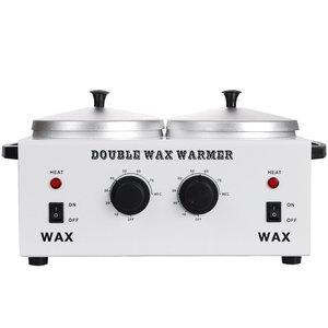 4 DOUBLE Wax Warmer
