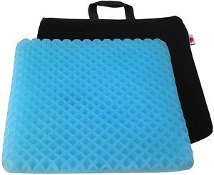 8. FOMI Premium Firm All Gel Orthopedic Seat Cushion Pad