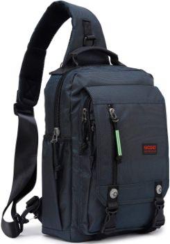 2. Sling Bags Chest Shoulder Backpacks