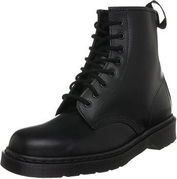 5. Dr. Martens, 1460 Original 8-Eye Leather Boot