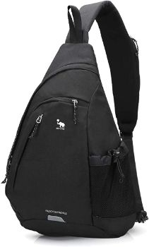 5. OIWAS One Strap Backpack