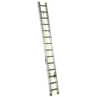 10. Louisville Ladder AE3224 Aluminum Extension Ladder